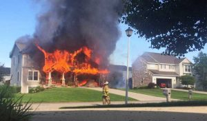Hold your insurance company accountable for fire damage